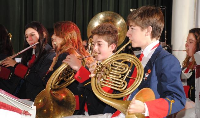 Banda del Colegio Ward