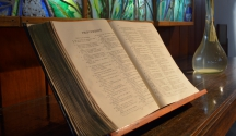 Septiembre - Mes de la Biblia