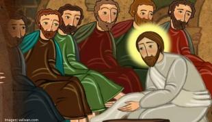 La Pascua nos habla de gestos
