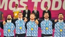 """""""Colo"""" olímpico"""