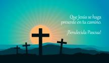 Jesús se hace presente en nuestro camino